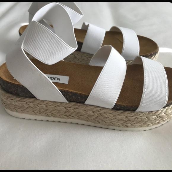 4c8556c780f Steve Madden Kimmie Flatform Espadrille Sandals